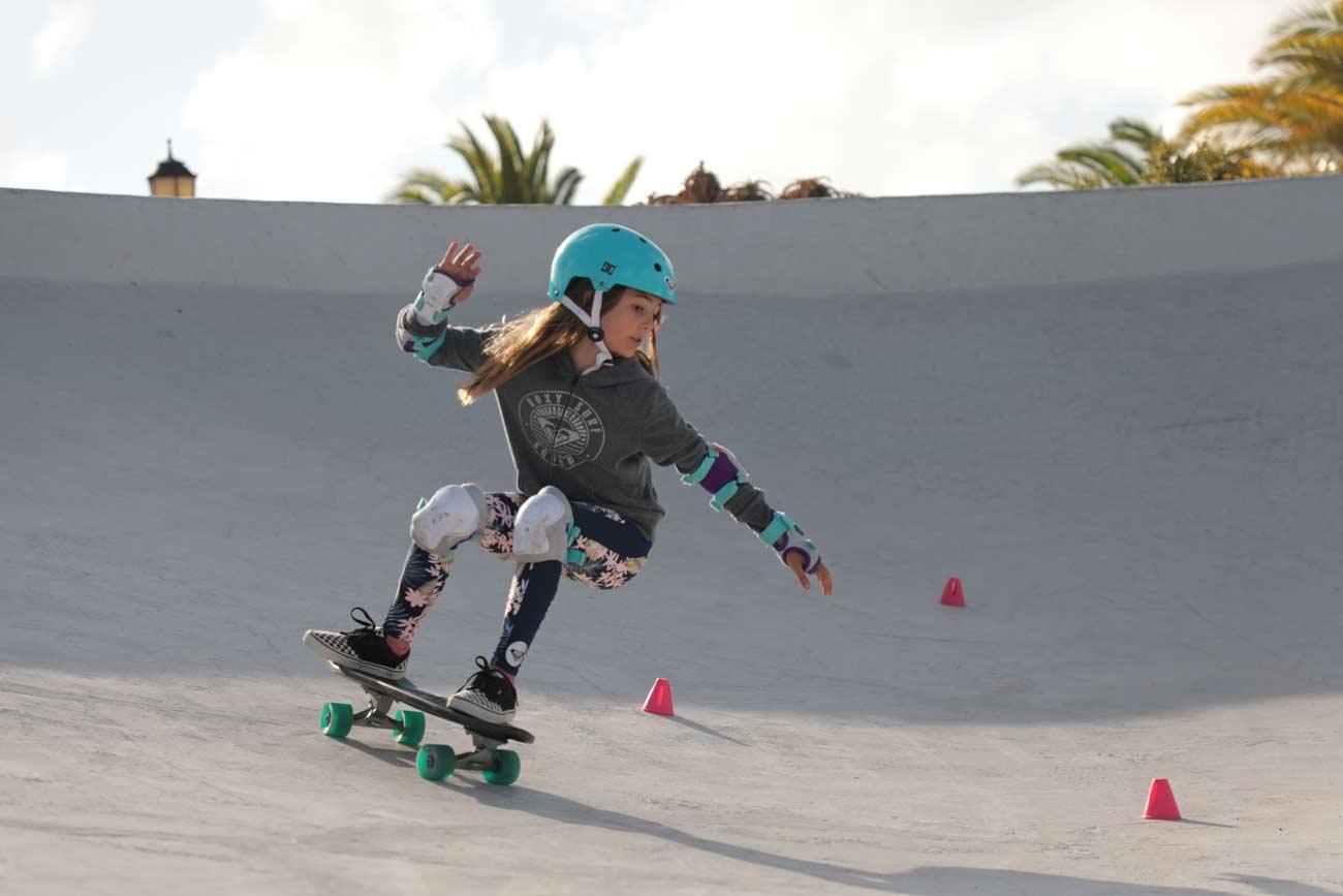 carver skateboarding