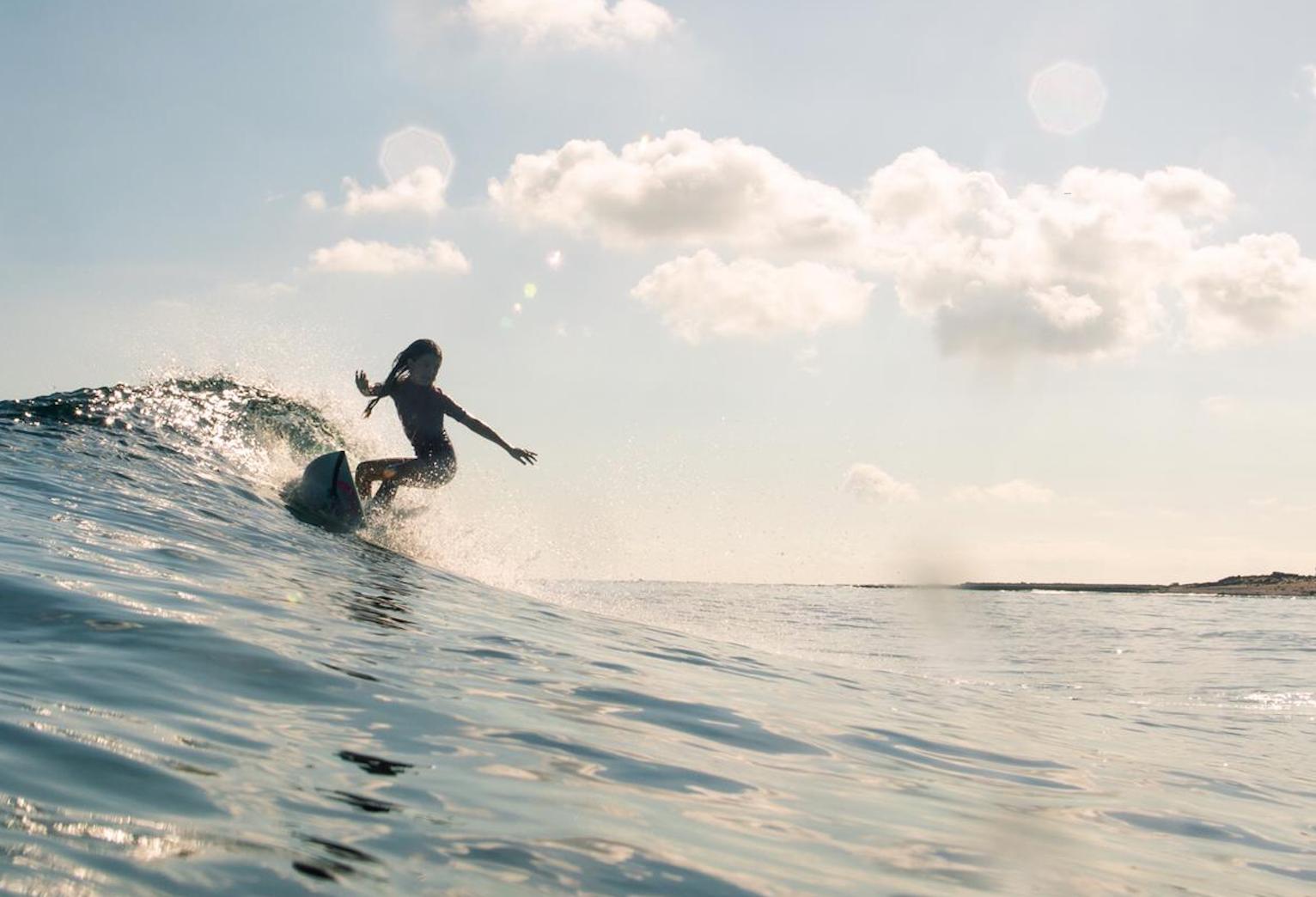 surfing coaching